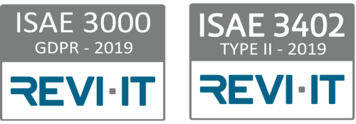 2019 ISAE 3000 3402 Certification Stamps